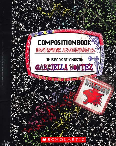 High School Musical: Gabriella's Notebook